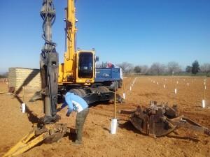 Pozos y excavaciones